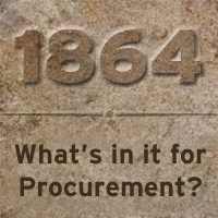 What's in it for procurement