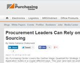Procurement Leaders Can Rely on Crowd Sourcing