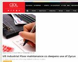 US Industrial Floor maintenance co deepens use of Zycus