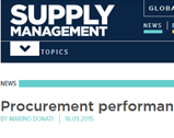 Supply Management: Procurement performance worsens on key indicators