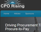 CPO Rising: Driving Procurement Transformation Upstream with Procure-to-Pay