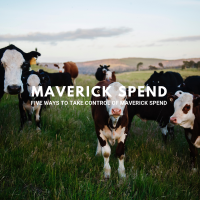 Five Ways to take Control of Maverick Spend