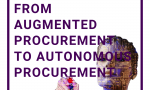 Augmented Procurement to Autonomous Procurement