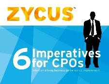 6 imperatives for CPOs: Intent on driving business performance improvement