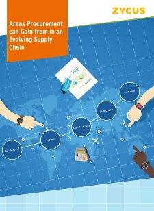 Areas Procurement Can Gain From In An Evolving Supply Chain