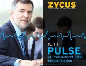 Pulse of Procurement Europe 2018 – Part 1