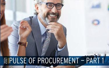 Pulse Of Procurement 2021 - Part 1