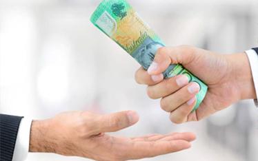 Australian Supplier Payment Code