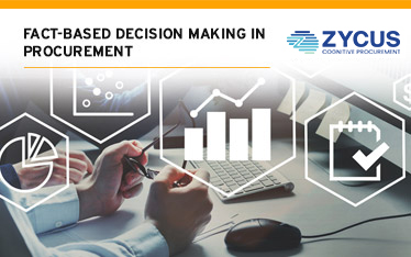 Fact based decision making in Procurement