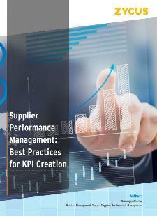 Supplier Performance Management: Best Practices for KPI Creation