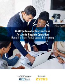 6 Attributes of a Best-in-Class Accounts Payable Operation