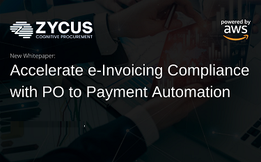 Accelarate e-Invoicing Compliance with PO to Payment Automation