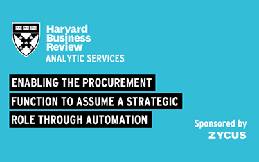 Enabling The Procurement Function To Assume A Strategic Role Through Automation