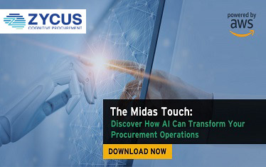 The Midas Touch: Discover How AI Can Transform Your Procurement Operations
