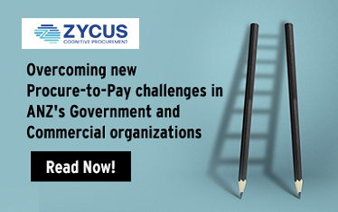 Overcoming new Procure-to-Pay challenges in ANZ's Government and Commercial Organizations