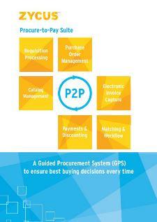 Zycus P2P Brochure