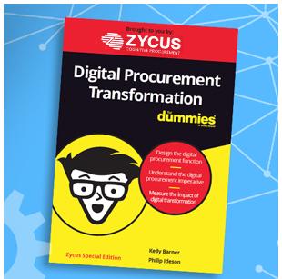 Digital Procurement Transformation for Dummies