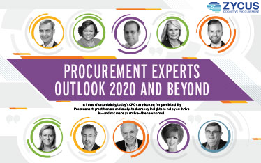 Procurement Experts Outlook 2020 And Beyond