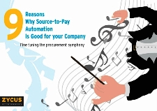 9 Reasons Why Source-to-Pay Automation is Good for your Company