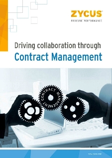 Driving collaboration through Contract Management