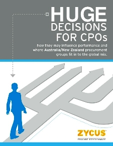 Huge Decision for CPOs Australia and New Zealand