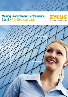 Making Procurement Performance Count - A 3 Step Approach