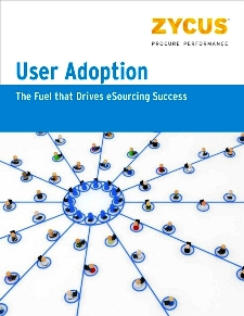 User Adoption - The Fuel that Drives eSourcing Success