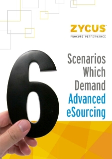 6 Scenarios Which Demand Advanced eSourcing