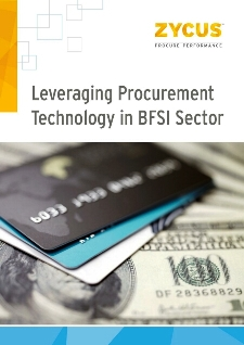 Leveraging Procurement Technology in BFSI sector (Europe specific)
