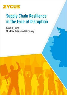 Supply Chain Resilience in the Face of Disruption