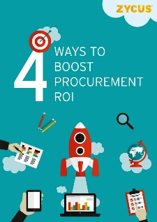 4 Ways to Boost Procurement ROI