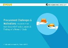 Procurement Challenges & Motivations