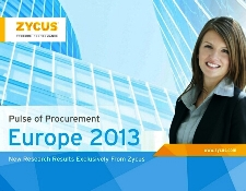 Pulse of Procurement Report 2013 Europe