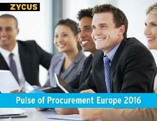 Pulse of Procurement 2016 Europe Edition