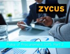 Pulse of Procurement 2015 Part 2