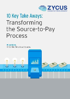 10 Key Take Aways: Transforming the Source-to-Pay Process
