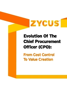 Evolution of the Chief Procurement Officer: From Cost Control to Value Creation