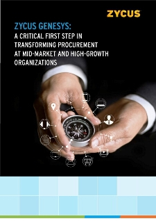 Zycus Genesys: A Critical First Step in Transforming Procurement at Mid-market and High-growth Organizations