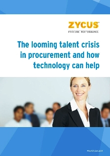 The looming talent crisis in procurement and how technology can help
