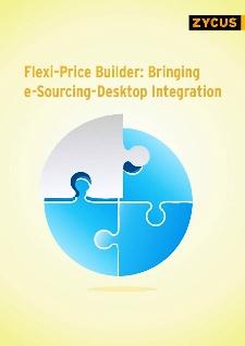 Flexi-Price Builder: Bringing e-Sourcing-Desktop Integration