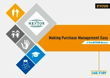 Making Purchase Management Easy for The MENTOR Network