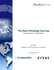 The State of Strategic Sourcing: Building a Context for the Next Decade