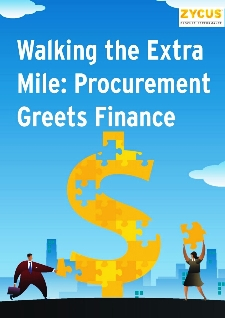 Walking the Extra Mile: Procurement Greets Finance