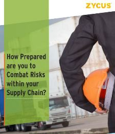 How prepared are you to combat risks within your supply chain