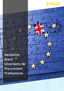 Navigating Brexit Uncertainty for Procurement Professionals