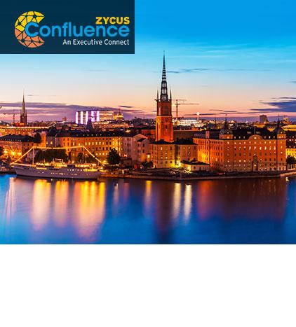 Zycus' Confluence - Stockholm
