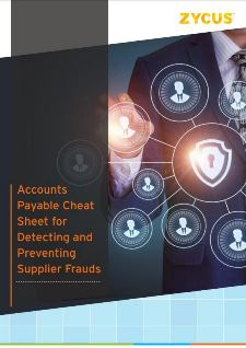 Accounts Payable Cheat Sheet for Detecting and Preventing Supplier Frauds