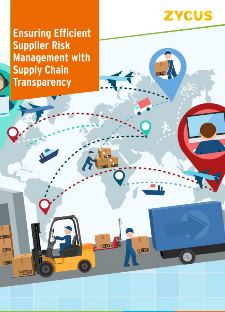 Ensuring Efficient Supplier Risk Management with Supply Chain Transparency