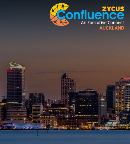 Zycus Confluence – An Executive Connect | Auckland