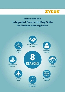 8 Reasons to go for Integrated Source-to-Pay Suite